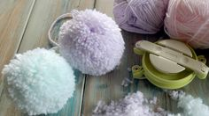 Something a little different today. I show you how to make a really fluffy pom pom using the Clover pom pom maker, which I highly recommend. (I have not been...