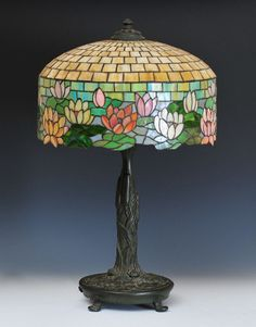 Wilkinson Water Lily Table Lamp