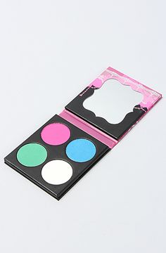 The Sweetheart Eyeshadow Palette by Sugarpill Cosmetics  #MissKL and #SpringtimeinParis