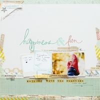 A Project by Magda Mizera from our Scrapbooking Gallery originally submitted 01/04/13 at 05:25 AM