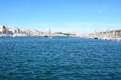 Vieux Port de Marseille, juillet 2013.