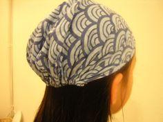 この夏、なのだがヘルメットインナーに使っているキャップは、ちょっと変わってます。 手ぬぐいで作った「和風オリジナルバンダナキャップ」です。たまたまお店で... Fabric Origami, Fashion Background, Couture, Headpiece, Hair Clips, Headbands, Sewing Crafts, Diy And Crafts, Sewing Patterns