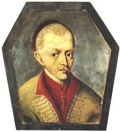 Portret trumienny szlachcica z okolic Gostynia