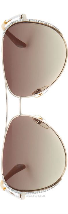 #Michael Kors sunglasses swarovski- I want these :))                                                                                                                                                                                 Más