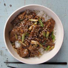 Mongolian Beef Asian Recipes - Asian Food Recipes - http://Delish.com