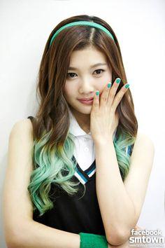 Park Soo Young aka Joy ♥; maknae of Red Velvet. :)