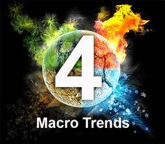 Four Unexpected Macro Trends for 2013 and Beyond. #future #technology #Futuretech #Prediction #trends
