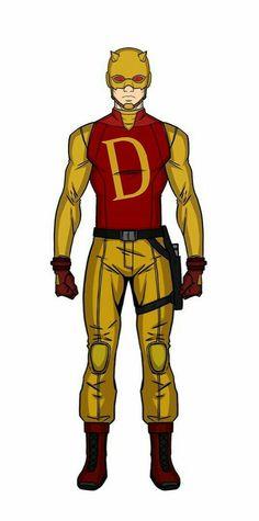 Marvel Dc, Daredevil, Custom Trucks, Knights, Iron Man, Dc Comics, Ronald Mcdonald, Concept, Superhero