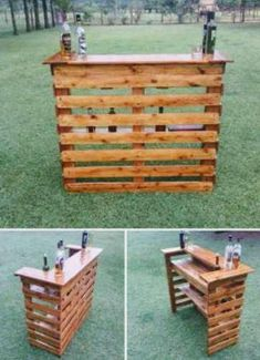 Wooden Pallet Projects, Pallet Crafts, Woodworking Projects Diy, Wooden Pallets, Diy Projects, Teds Woodworking, Woodworking Beginner, Woodworking Classes, Garden Projects