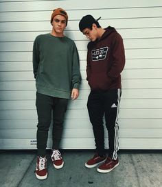 Grayson and Ethan