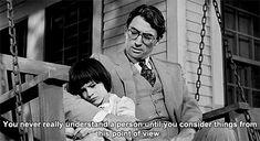 lesprits: To Kill a Mockingbird (Harper Lee, 1960) directed by Robert Mulligan, 1962.