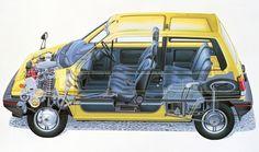革新のトールボーイ ホンダシティに徳大寺有恒が乗った | 自動車情報誌「ベストカー」