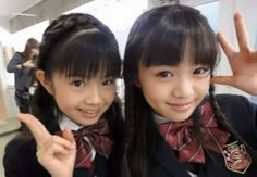 Early Yui and Moa #BABYMETAL