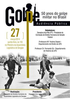 50 anos do golpe no Brasil