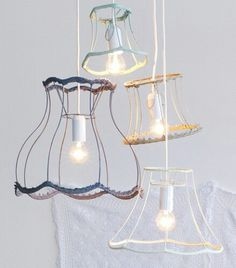 Frame lamps
