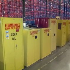 Used Flammable Cabinets Used Cabinets