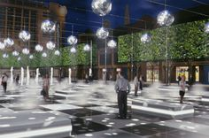 Martha Schwartz Partners - Projects - Civic Institutional - Coventry