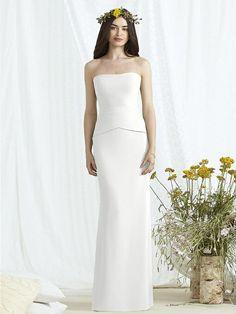 Social Bridesmaids Style 8165 http://www.dessy.com/dresses/bridesmaid/8165/