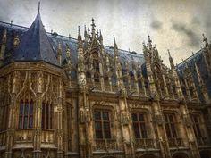 Gothic architecture by ~kakobrutus on deviantART