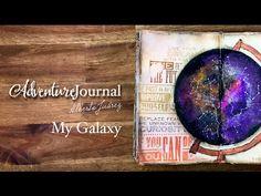 Adventure Journal / Art Journal de Alberto Juárez  - Gelatto - YouTube
