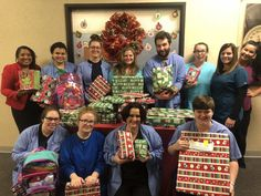 In the spirit of holiday giving, the students, faculty, and staff of Ross Medical Education Center in Owensboro, Kentucky wanted to do something special Christmas Sweaters, Christmas Gifts, Holiday, Education Center, Community Events, Something To Do, Medical, News, Xmas Gifts