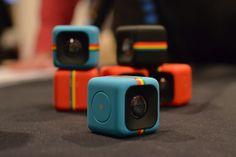 35 mm cuboid camera by Polaroid