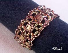 Bead Earrings Make Free Patterns   ... making ideas free tila bead patterns tila bead earrings free seed bead