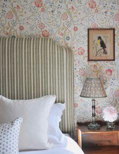 Lucy Cunningham Interiors Ltd - House & Garden, The List Quirky Home Decor, Gothic Home Decor, Handmade Home Decor, Cheap Home Decor, Victorian Decor, Beautiful Bedroom Designs, Beautiful Bedrooms, Farmhouse Master Bedroom, Home Bedroom