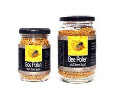 Bee Pollen from Spain Bee Pollen, Spain, Barcelona, Food, Gourmet, Bees, Sevilla Spain, Essen, Eten