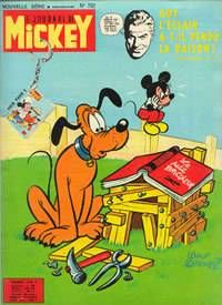 Le Journal de Mickey #732 (Issue)