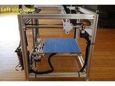 Printer Desk, 3d Printer Designs, 3d Printed Jewelry, Blue Led Lights, 3d Pen, Pen Sets, Drafting Desk, Cnc, 3d Printing
