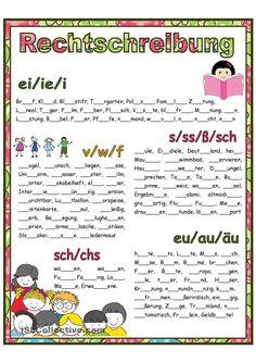 alphabet for german speaking kids | Germany | Pinterest | Deutsch ...