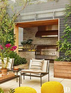 Manhattan Penthouse  - Modern Decor Inspiration