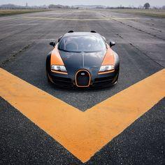 Bugatti Veyron. Lease a Bugatti with Premier Financial Services today. (photography @romanraetzke) #Lease #Bugatti #LeaseaBugatti