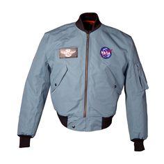 NASA Flight Jacket - Flight Jackets - Non GGB made