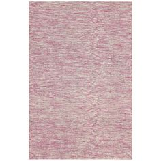 This soft area rug was meticulously handcrafted to create a luxurious boldness and softness under foot. This rug is flatwoven which means it does not have a pile height.