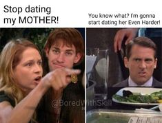 The Office Nbc, Best Of The Office, The Office Show, Office Fan, The Office Merch, Really Funny Memes, Stupid Funny Memes, Funny Relatable Memes, Funny Quotes