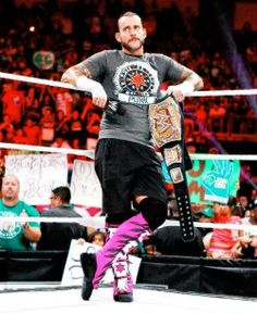 CM Punk Yes.. so much Straight Edge YES