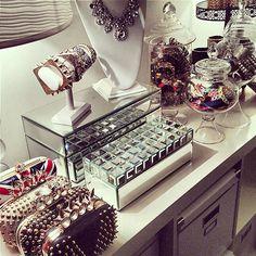 Jewelry Organization In My Closet Instagram Photo By Hauteandrebellious