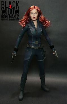 toyhaven: Scarlett Johansson as Natasha Romanoff AKA Black Widow (Hot Toys 1/6 Black Widow Review II)