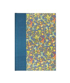 """Gorgeous Garden Planting Record Book """"BLUE IVY"""" track your plantaings in style!  by WolfiesBindery"""
