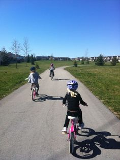 Outdoor Fun for Active Kids: Tips on Hiking, Biking and Running With Kids