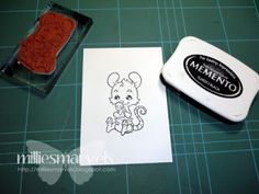 Whiff of Joy - Tutorials & Inspiration: Colouring Baby Henry with Promarkers