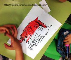 Rincón de una maestra: Animación a la lectura