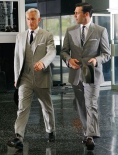 The Most Stylish Suits in Pop-Culture History: Suits : Details