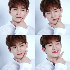 Kaisoo, Monsta X Wonho, Shownu, Exo Kai, Chanyeol, The Soloist, Xiuchen, Kim Jongdae, Exo Members