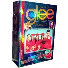 Glee Seasons 1-5 DVD Box Set is available with big discount price. Only US$63.99, it's good to buy cheap Glee Seasons 1-5 DVD for sale at this moment.