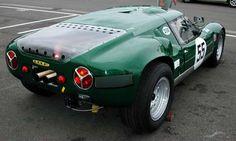 FORD Lola GT Mk6.Classic Sport Cars Art&Design @classic_car_art #ClassicCarArtDesign