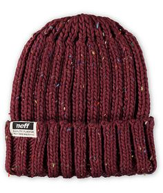 Neff Ridley Warm Beanie. Basically just buy me hats and socks and I'll love you forever.