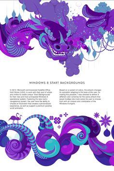 BackGround Windows 8 | Adhemas